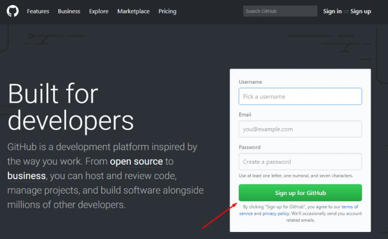 build for developer