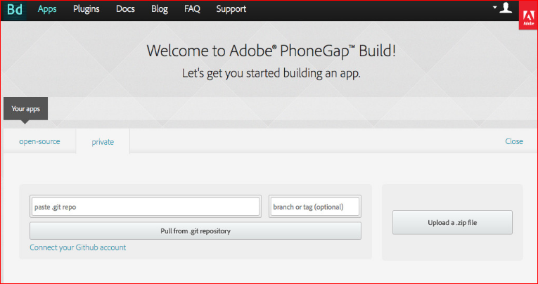 welcome to adobe